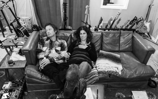 Amy and Ward - Feelin' It.